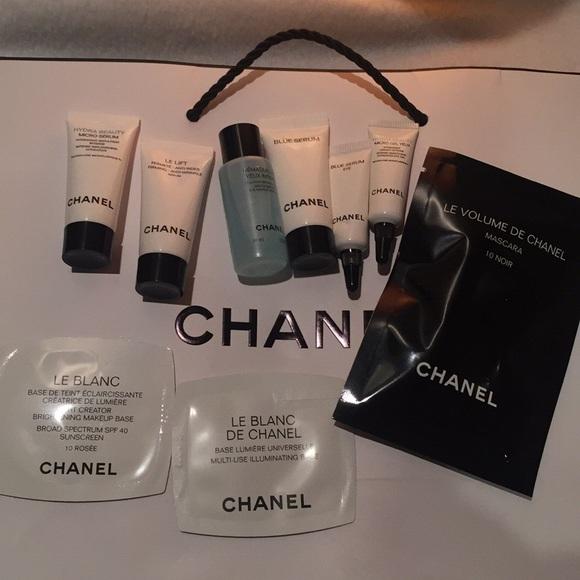 650c8009e588 New 9 Piece Chanel Skincare   Mascara Lot 💲FIRM